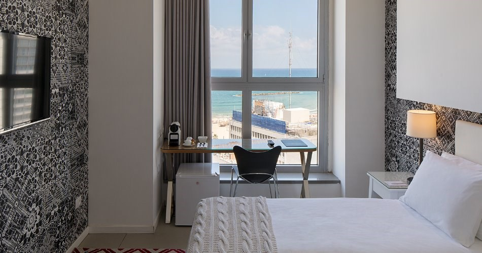 חדר דה לוקס - מלון מטרופוליטן תל אביב