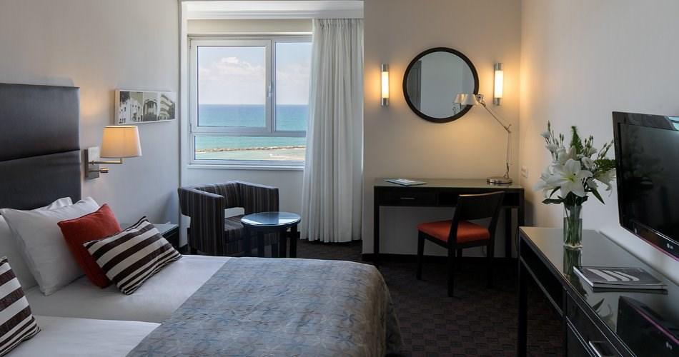 חדר סופיריור - מלון מטרופוליטן תל אביב