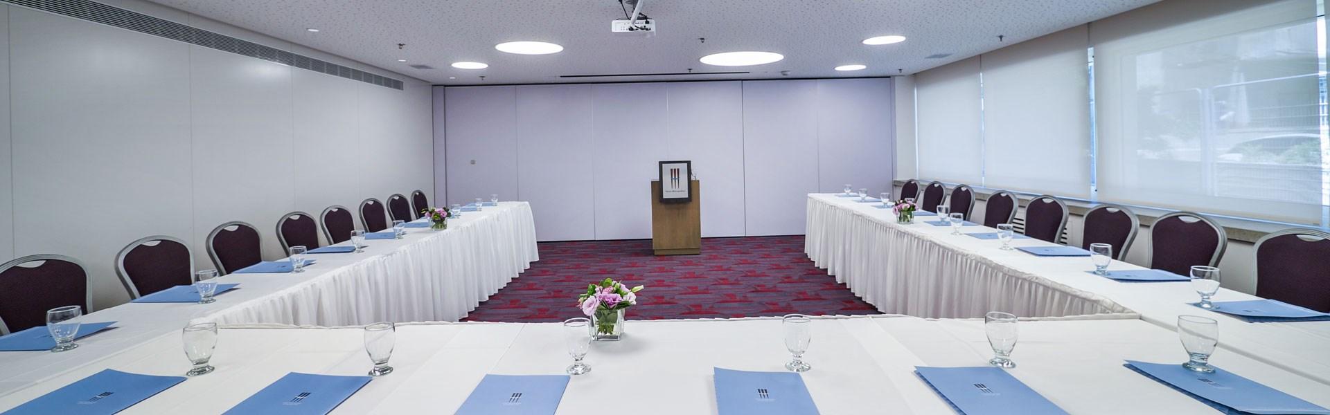 מלון מטרופוליטן - חדר ישיבות