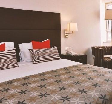 חדרים וסוויטות בתל אביב - מלון מטרופוליטן